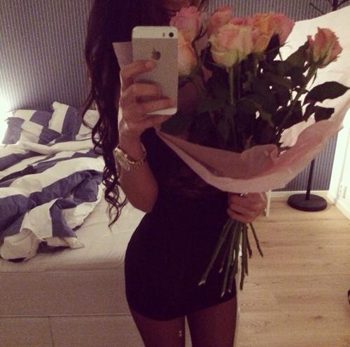 cam girl valentine present