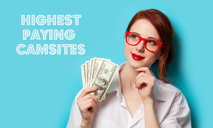 highest paying camsites